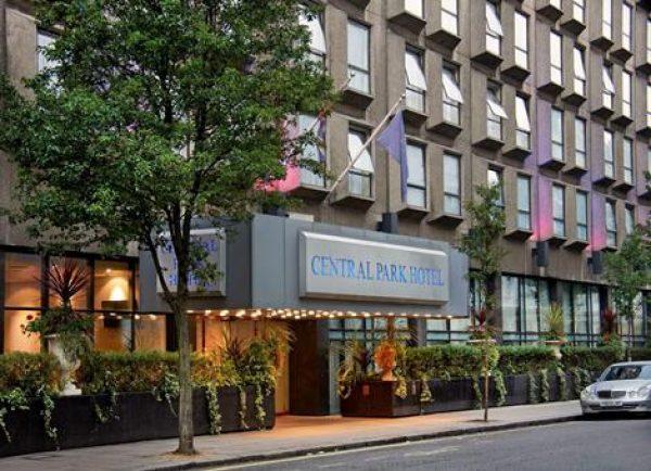 Central Park Hotel - Hardlopen